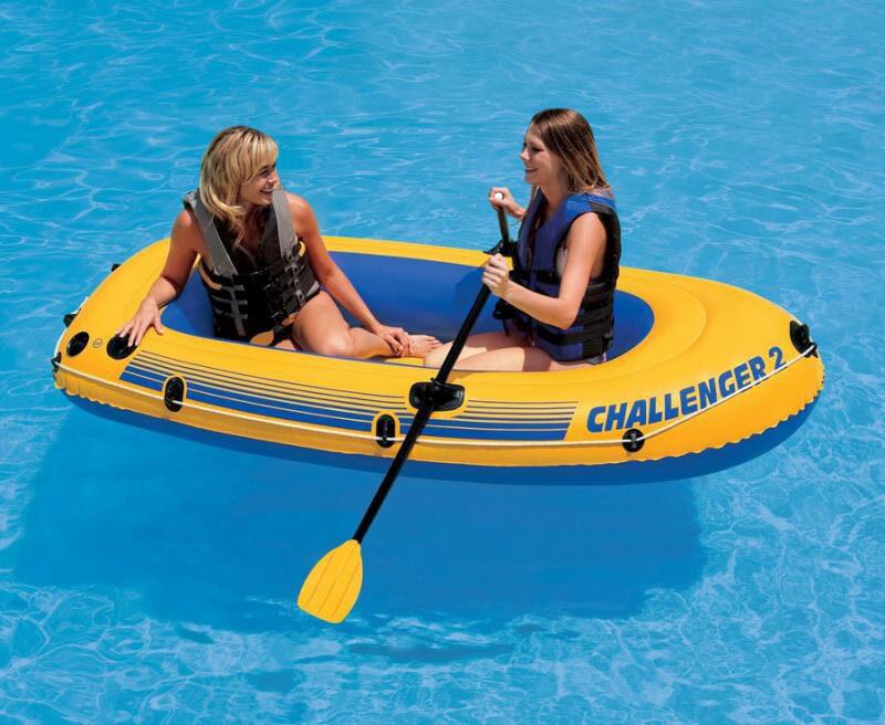 intex-надувные лодки