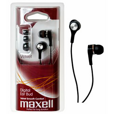 Наушники MAXELL VELVET BLACK Ear Bud